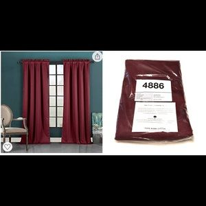 Duck River Textile Blackout Curtain New In Package